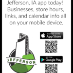 Download the Jefferson Iowa App Today!